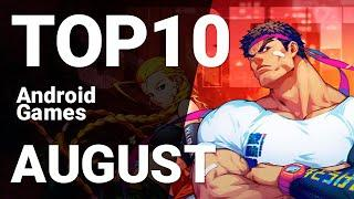 Top 10 Android Games of August 2020