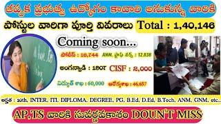 TOP 6 GOVERNMENT JOBS MARCH - 2020 || ALL INDIA GOVT JOBS VACANCIES IN TELUGU
