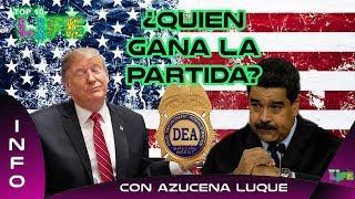 Nicolás Maduro caerá cuando atrapen a sus socios