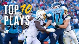 Chargers Top 10 Defensive Plays of 2019