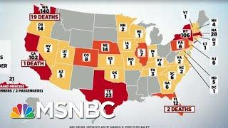 Health Experts Say Virus Past The Point Of Containment | Morning Joe | MSNBC