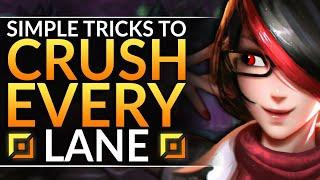 How to WIN YOUR LANE in 5 MINUTES: Challenger Reveals The SECRETS of Top Lane - LoL Pro Guide