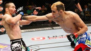 Best Finishes From UFC 262 Fighters