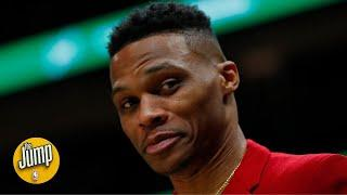 Are the Rockets becoming Russell Westbrook's team?   The Jump