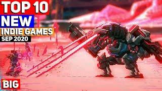 Top 10 Upcoming NEW Indie Games of September 2020