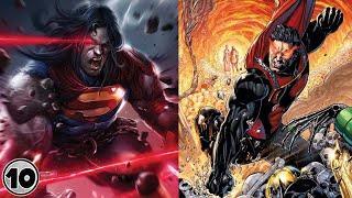 Top 10 Dark Alternate Versions Of Superman