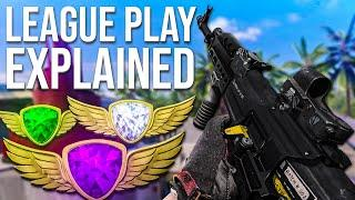 League Play Explained & OPINION (Black Ops Cold War In Depth)