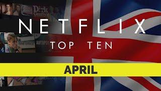 Netflix UK Top Ten Movies | April 2020 | Netflix | Best movies on Netflix | Netflix Originals