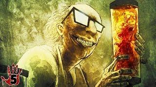 Top 5 Scariest Mad Scientists In Horror Movies