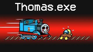 THOMAS.EXE Imposter Role in Among Us...