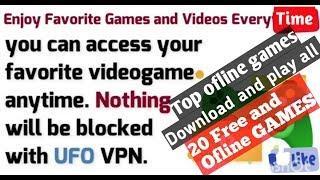 No Internet? No problem! TOP OFFLINE GAMES(NO INTERNET NO WIFI)