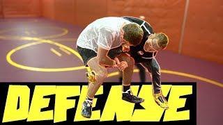 Top 5 Wrestling Moves *DEFENSE*