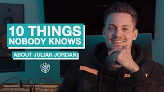 10 THINGS NOBODY KNOWS ABOUT JULIAN JORDAN