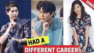 10 South Korean celebrities who almost had a different career