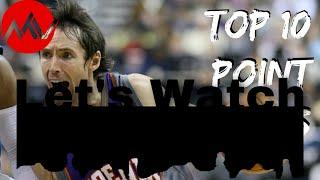 Video Reaction- Top 10 Point Guards In NBA History (By MixedTapeVideos)