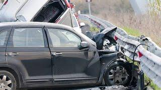 Crash Compiltion   Car Accident Compilation   Dangerous Bike Accident   Near Dead Accident   Crash