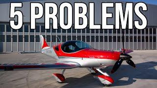 5 Most Common Problems With New Airplanes
