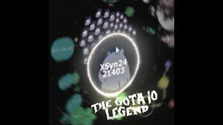 THE GOTA IO LEGEND•♥\Special New Year//♥•
