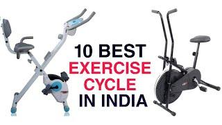 Top 10 Best Exercise Cycle in India with Price | Best Exercise Bike 2020