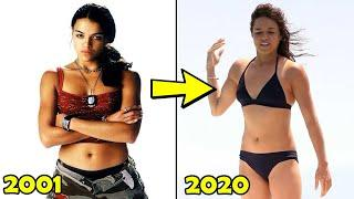 Full Cast of Fast & Furious Franchise Then And Now 2020