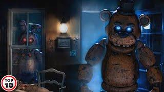 Top 10 Scary FNAF Mobile Games