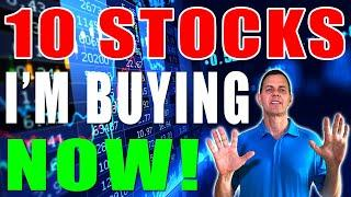 Top 10 Stocks I Bought This Week. BUY THESE STOCKS July 2020