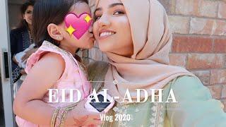 EID AL ADHA VLOG   SUPER BUSY EID WITH THE FAMILY