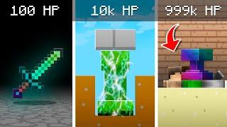 10 Ways to Do the MOST Damage in Minecraft 1.16!