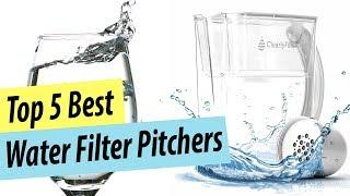 Best Water Filter Pitcher | Top 5 Best Home Water Filter Pitchers Review