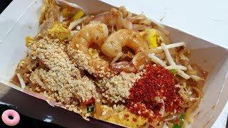 CNN Selection! Top 10 street foods in the world : Pad thai - Korea street food