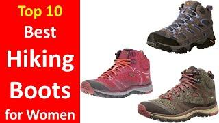 Top 10 Best Hiking Boots 2020 | Best Hiking Boots for Women (Updated)