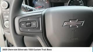 2020 Chevrolet Silverado 1500 Albuquerque New Mexico 200406