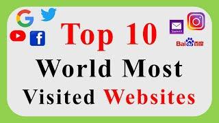 Top 10 The World most Visited Websites