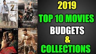 2019 Top 10 Budget Movies & TOP 10 Box Office Collection Movies Hit Movies