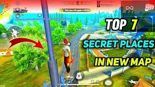 TOP 10 HIDDEN PLACES IN BERMUDA REMASTERED MAP 2.0 // SECRET PLACES IN NEW BERMUDA MA