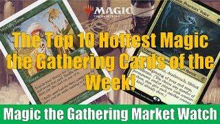 MTG Market Watch Top 10 Hottest Cards of the Week: Worldly Tutor and More