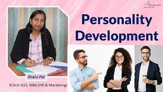 Personality Development Tips (English )I Learn Personality Development Skills with Shalu Pal