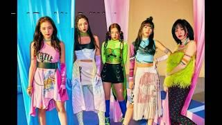 My Top 10 K-pop (Girl Group) Song in year 2019