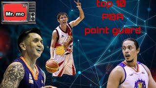 PBA top 10 point guards | PBA favorite point guard