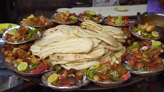 Top 10 Best Street Food In Delhi | Delhi Street Food | Top 10 Famous Street Food In Delhi