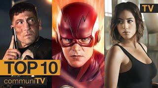 Top 10 Superhero TV Series of the 2010s
