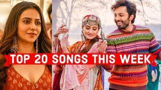 Top 20 Songs This Week Hindi/Punjabi 2021 (April 26)   Latest Bollywood Songs 2021