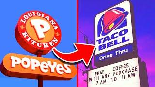Top 10 Worst Fast Food Chains (Allegedly)