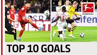 Top 10 Goals December - Vote For The Goal Of The Month