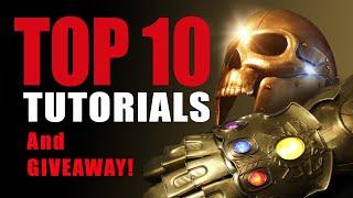 TOP TEN Armor Builds and 10th Anniversary Contest!