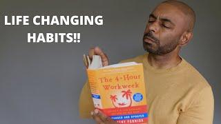 10 Habits That Will Change Your Life