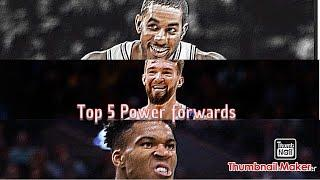Top 10 Power Forwards In The Nba!