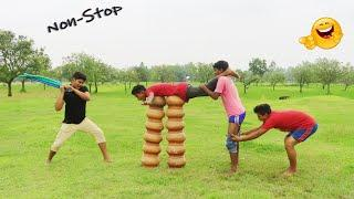 Must Watch New Funny Video 2020_Top New Comedy Video 2020_Try To Not Laugh_Ep-135_By HD Funny Box