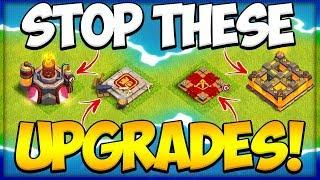 Cost Reductions in this Update Info Changed My TH 10 Upgrade Order! Clash of Clans 2020 Update