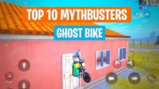Top 10 Mythbusters in PUBG MOBILE   PUBG myths part - 3